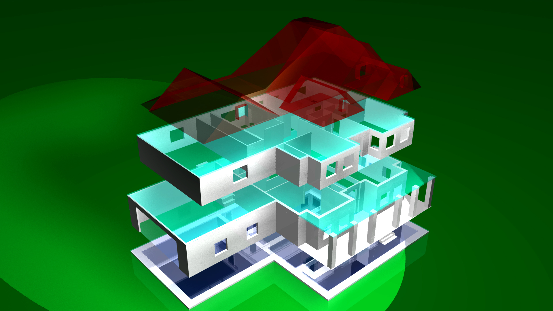 Houseplans   Page of   Trends in House Plans  Home Design    It   seem a little bit far fetched  but D printing of house plans is now enabling customers to purchase and view their house plans in D