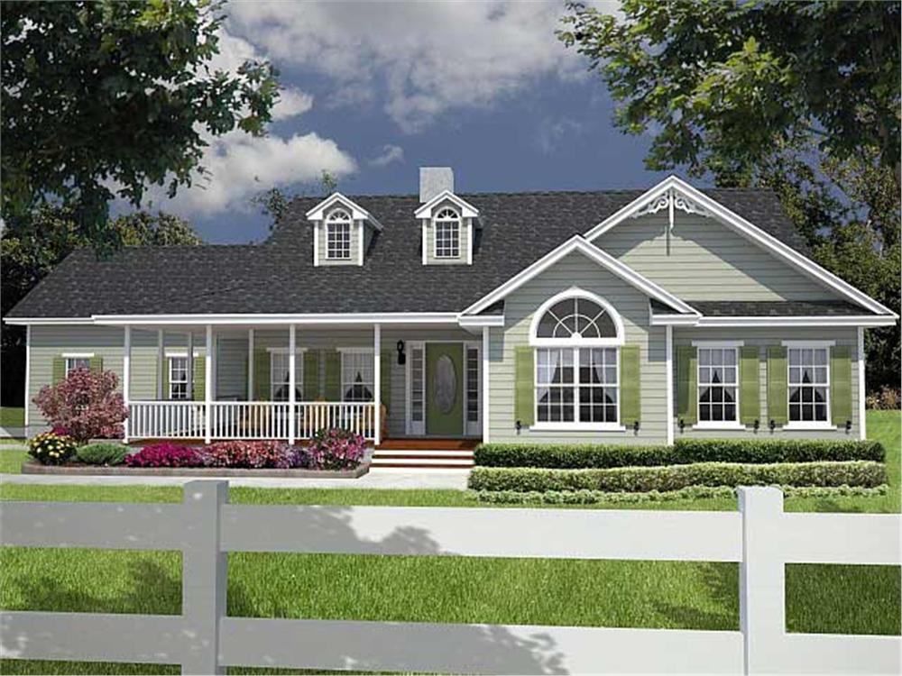 full house large country home plans for entertaining