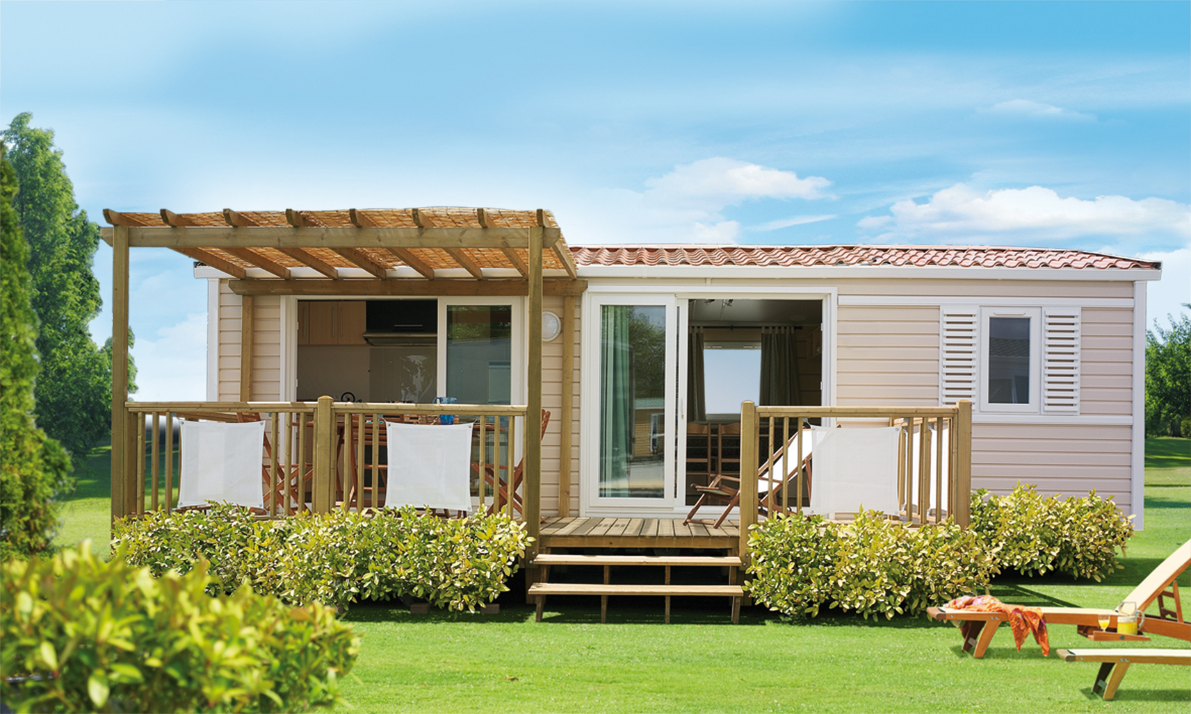 Smaller home design.