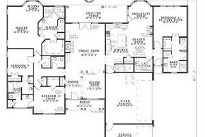 Most Viewed Houseplans